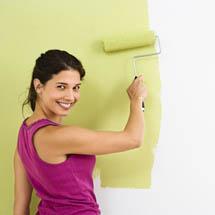 Покраска стен - все элементарно и просто
