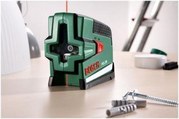 Лазерный нивелир Bosch PCL 20 – точные гарантии профессионального измерения