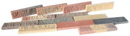 Плитка фасадная - легкость и экономичность