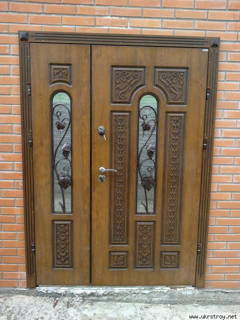 стальные двери с зеркалом в бибирево