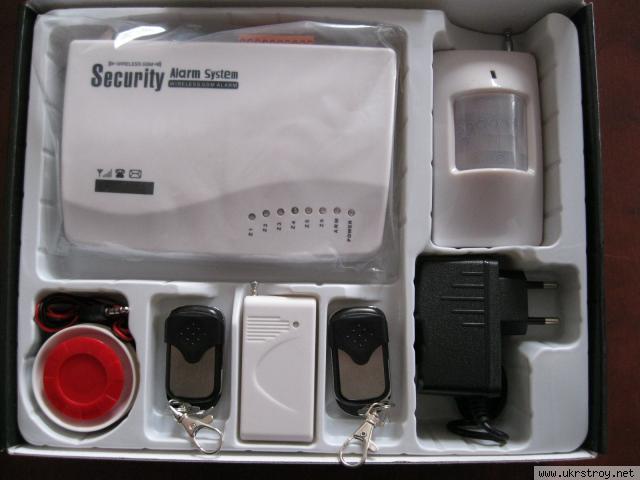 Пожарная GSM сигнализация беспроводная BSE-950, Одесса