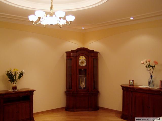 Ремонт квартир, офисов, домов - комплексный, Киев