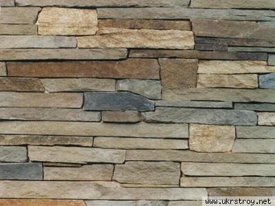 Нарезка фасадно стеновая (торец) толщиной 3-4 см, Красный Луч