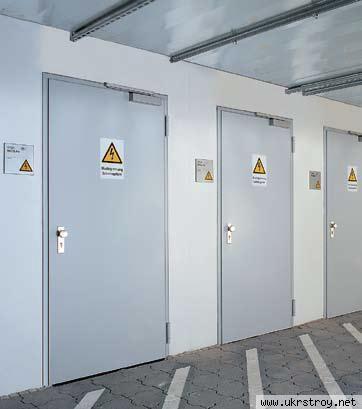 Рентгенозащитные Двери, Киев