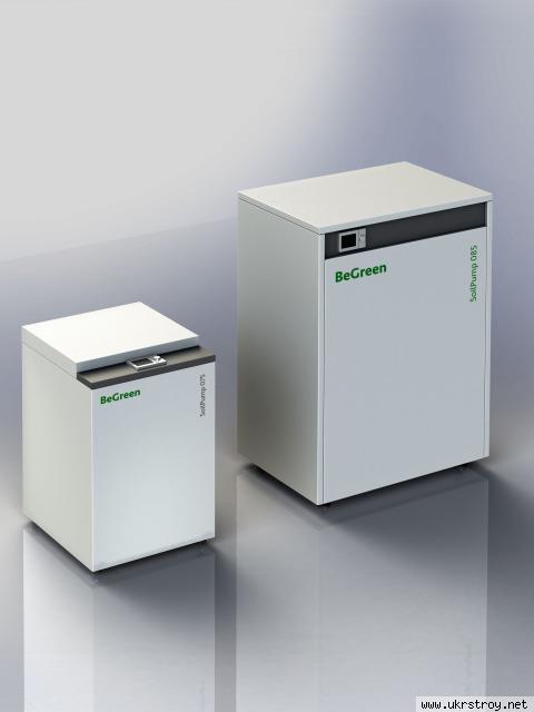Тепловые насосы BeGreen 8-22 кВт, Киев
