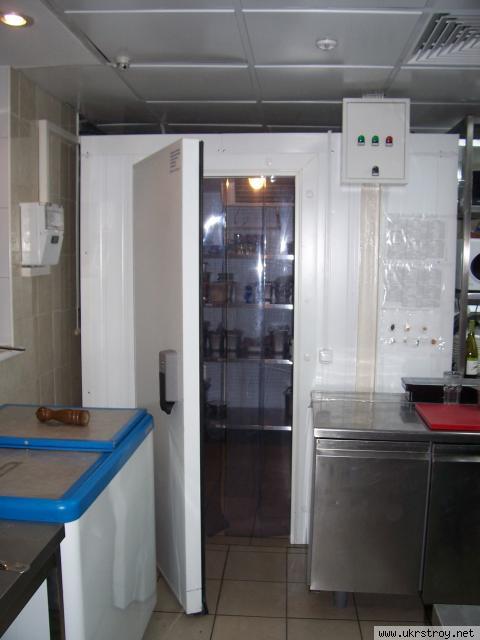 Холодильные и морозильные камеры, Киев