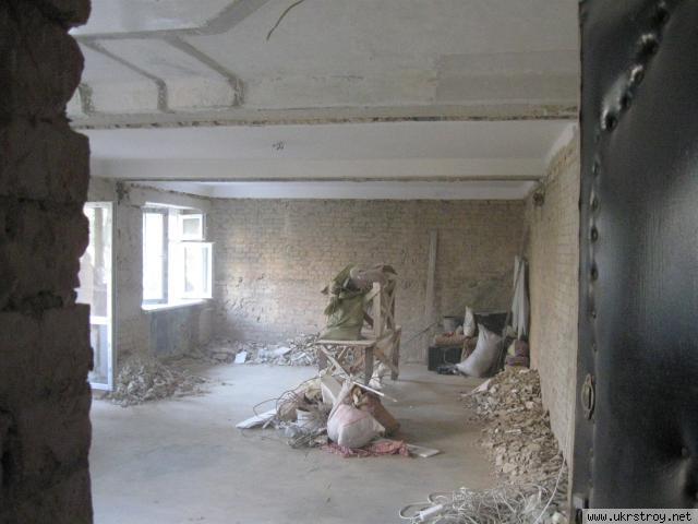 Демонтаж.  Уборка помещений.Вывоз строймусора., Киев