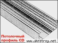 Профиля CD, UD, CW, UW, Киев