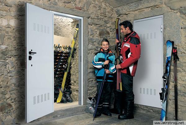 Защитные бронированная дверь Under 2 от Dierre, Киев