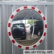 Дорожные зеркала безопасности, Киев