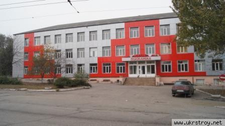 Фасад навесной вентилируемый, Днепропетровск