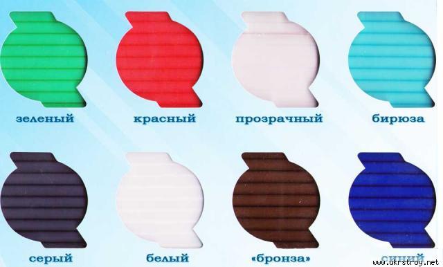 Поликарбонат сотовый 4 мм, Донецк