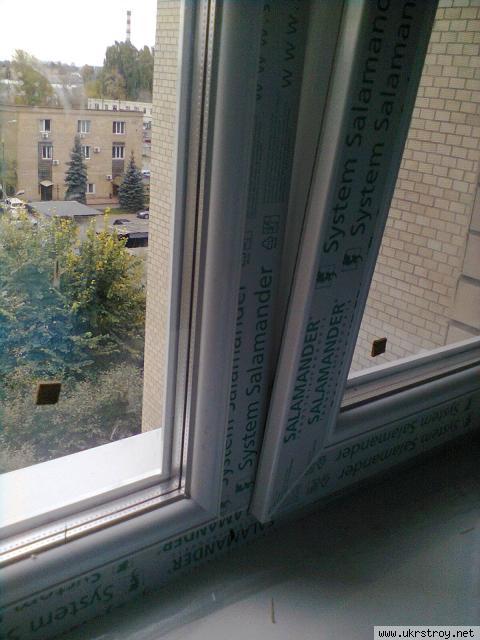 Окна и двери Salamander, Киев