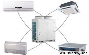 Промышленные системы кондиционирования воздуха, Киев