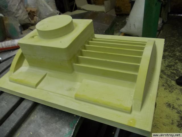 материалы оснастки для формообразования