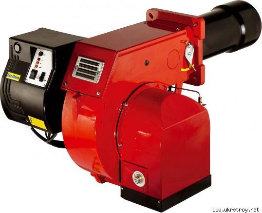 Дизельная горелка 475-950 кВт MAIOR P80, Житомир