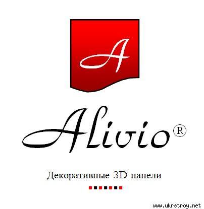 Гипсовые 3Д панели Alivio®, Киев