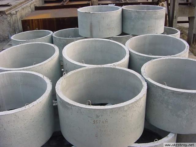 Кольца бетонные для колодцев, Николаев