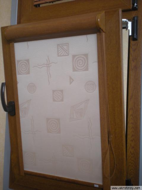 Рулонные шторы Pris Eco, Запорожье