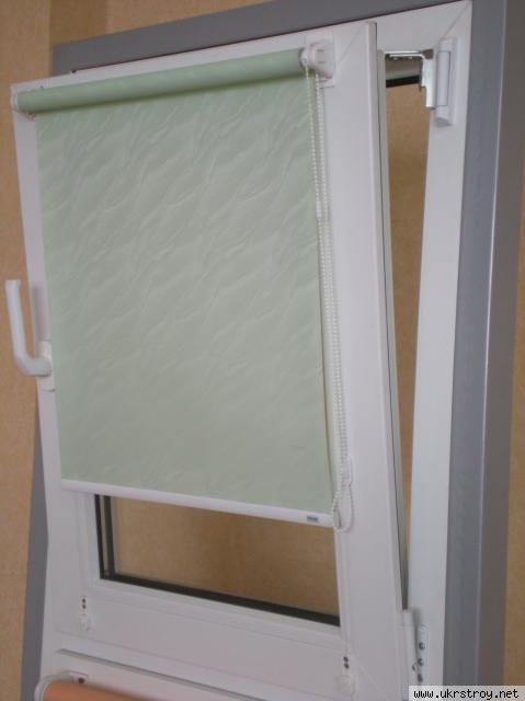 Рулонные шторы PRIS COMPACT, Запорожье
