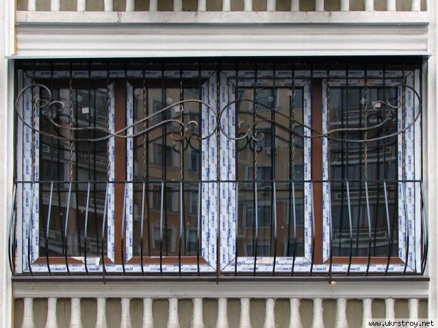 Защитные решетки на окна и двери, Одесса