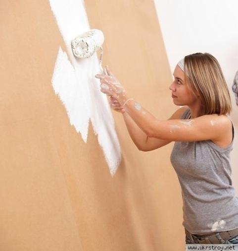 Покраска стен, Киев