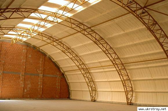 Утепление овощехранилища и зернохранилищ, пгт Лужаны