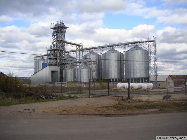 Строительство элеваторов, зерносушилок, Кропивницкий