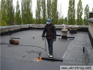 Ремонт кровли над квартирой Донецк, Донецк
