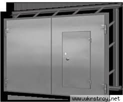 Изготовление металлических гаражных ворот Донецк, Донецк