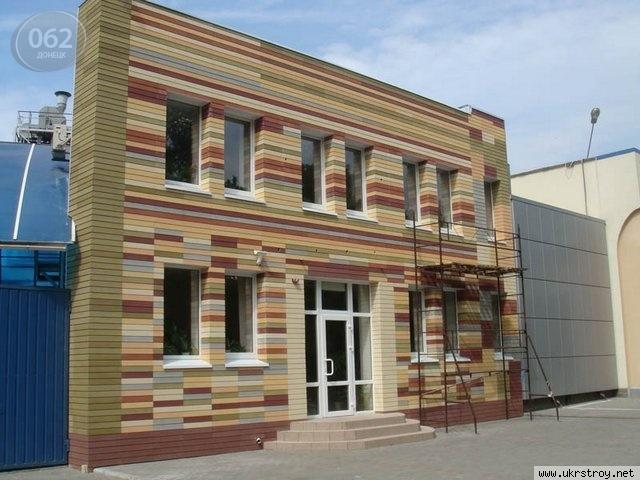 Фасадный камень ДонРок в Донецке, Донецк