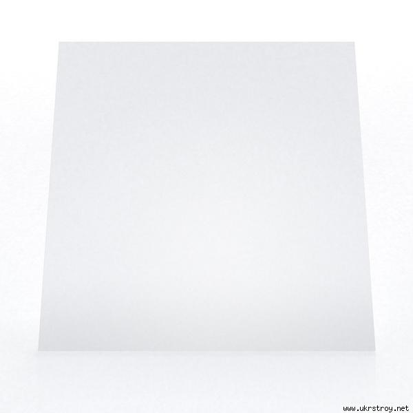 Плита потолочная Белый матовый, Запоріжжя